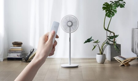 Smartmi lanza en España sus ventiladores inteligentes Standing Fan 3 y 2S: con batería, ionizador y descuento de hasta 50 euros
