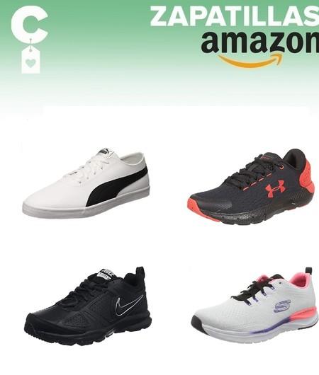Chollos en tallas sueltas de zapatillas New Balance, Puma o Nike en Amazon