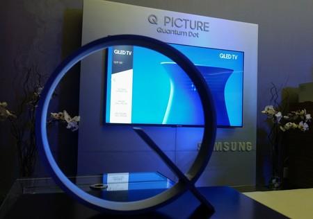Samsung trae a México sus nuevas televisiones QLED con tecnología Quantum Dot, resolución 4K y HDR