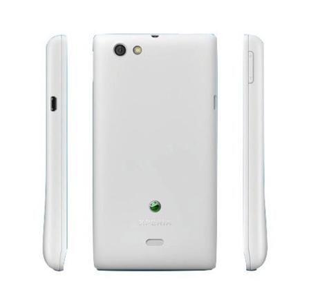Sony Xperia Miro con Android