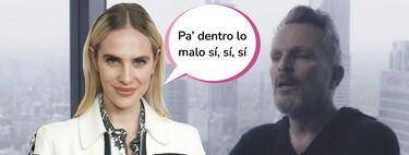 A Brisa Fenoy le da un aire negacionista y apoya públicamente a Miguel Bosé durante su alarmante entrevista con Jordi Évole