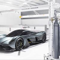 ¿Querías un Aston Martin Red Bull AM-RB 001? Mala suerte, están todos vendidos
