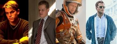 Las 13 mejores películas de Matt Damon