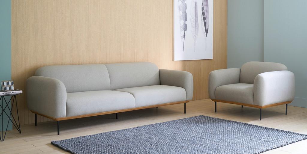 Descubre la gama de sofás personalizables de Maisons du Monde y ya no tengas excusas para no decorar la casa como más te gusta