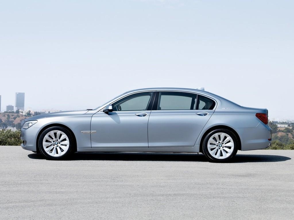 Foto de BMW ActiveHybrid 7 (1/30)
