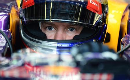Sebastian Vettel, en otra galaxia en los segundos entrenamientos libres