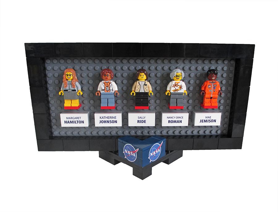 Lego Nasa Women 10