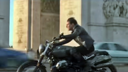 Mision Imposible Fallout Moto 2
