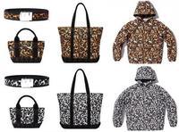 Bape se une a la fiebre de los estampados leopardo