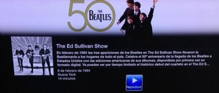 Apple conmemora los 50 años del desembarco de los Beatles en los Estados Unidos con un canal en el Apple TV