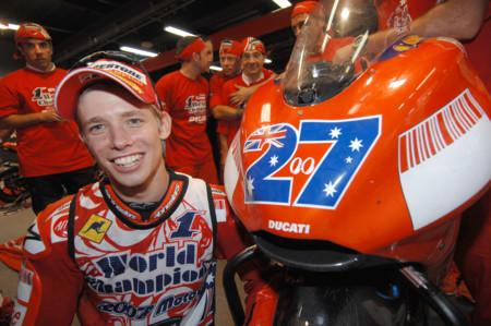 Casey Stoner Motogp 2007 Ducati