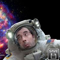 NASA Selfies es la nueva app de la NASA para hacerte selfies flotando en el espacio