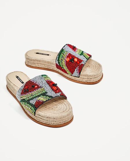 ropa fresca verano calor look zara shopping