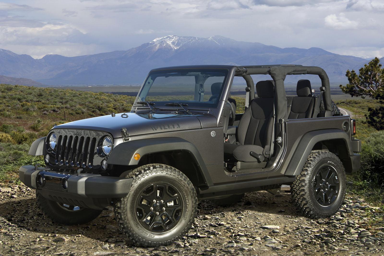 Foto de Jeep Wrangler Willys Wheeler Edition (1/8)
