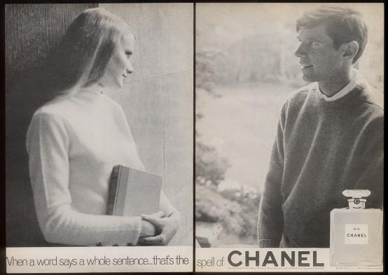 Foto de Chanel No. 5 - publicidad del 30 al 60 (51/61)