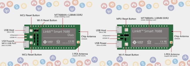 Linkit Smart 7688 Mediatek