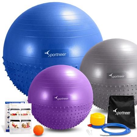 Bola para hacer Yoga por 8,99 euros y envío gratis en Amazon