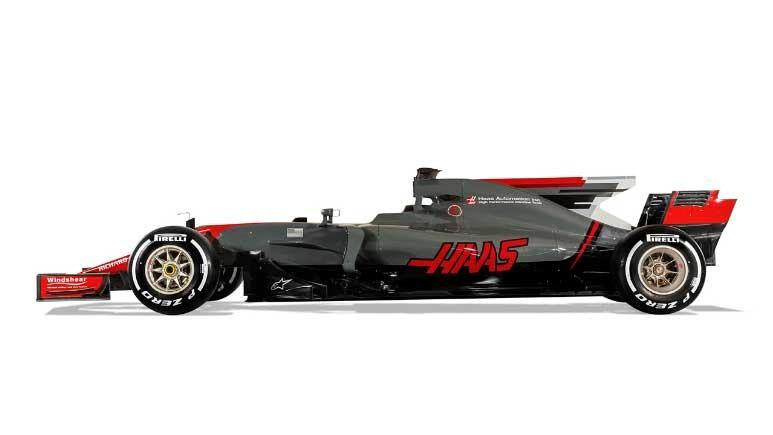 Foto de Haas-Ferrari VF-17 (3/4)