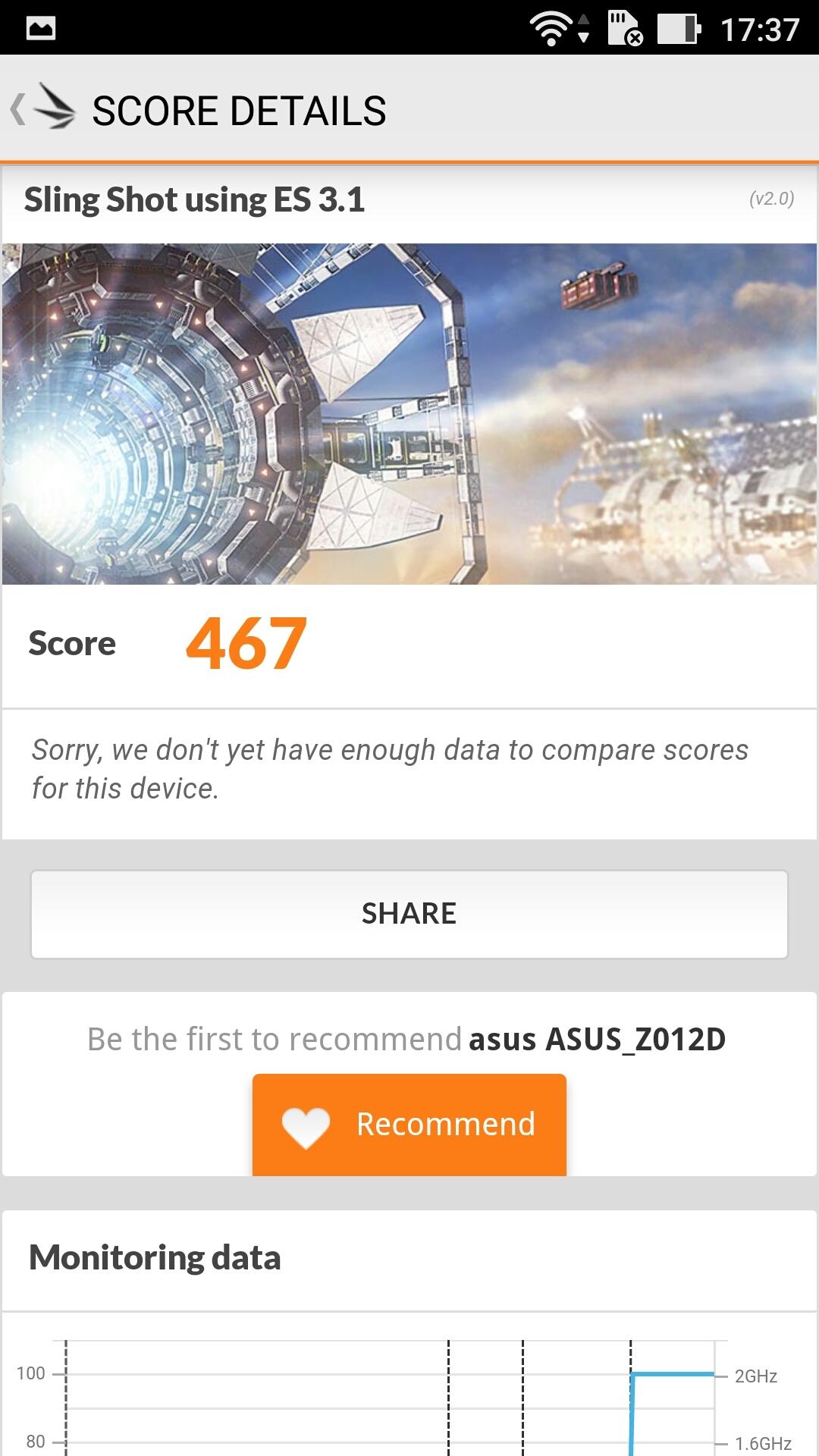 Foto de ASUS Zenfone 3 (ZE552KL), benchmarks (11/29)
