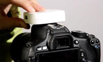 Controla de forma inalámbrica tu DSLR de Canon o Nikon con Case Remote