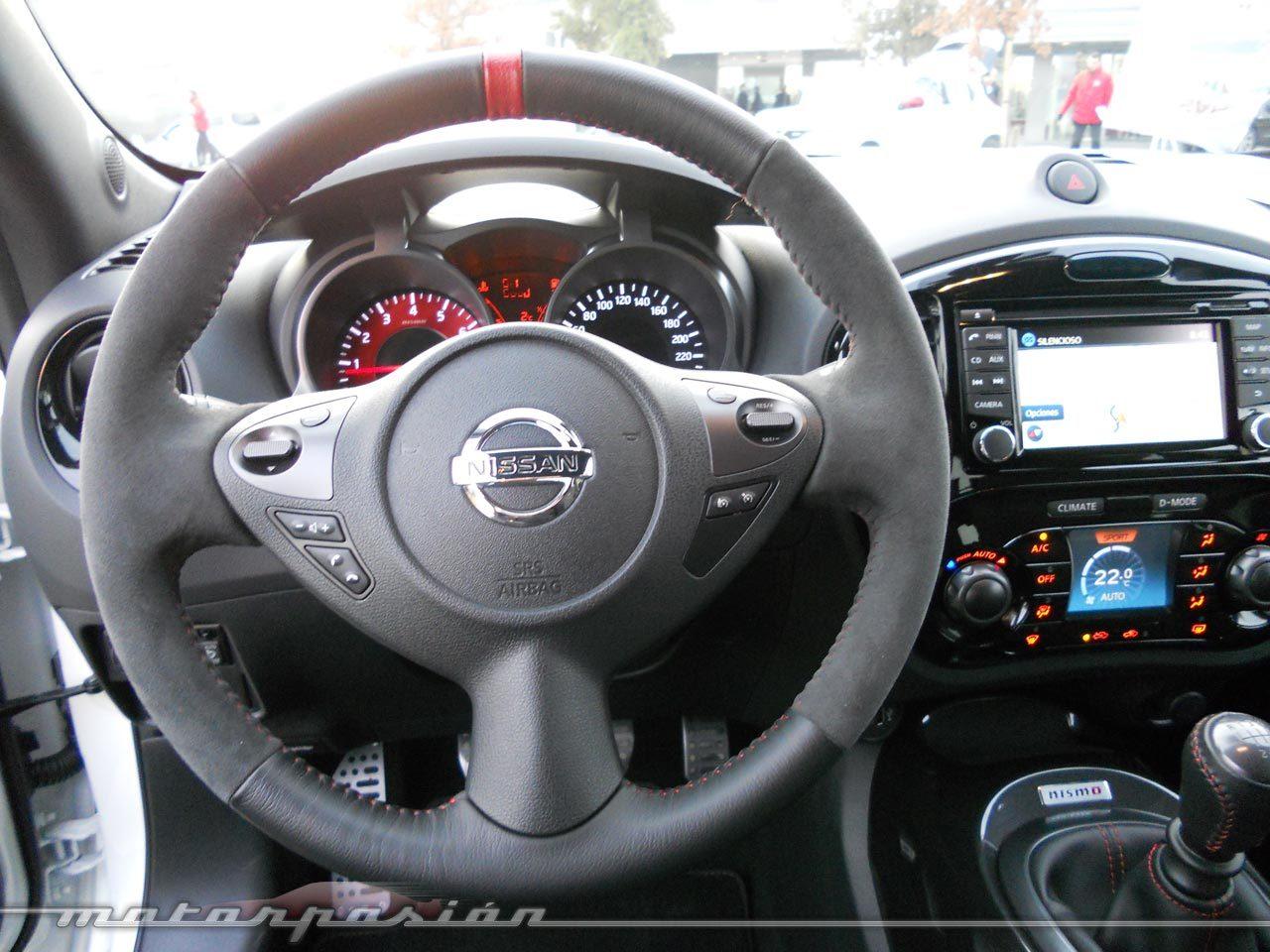 Foto de Nissan Juke Nismo (presentación propias) (37/45)