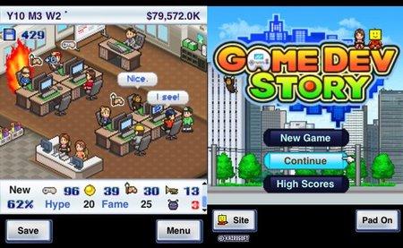 'Game Dev Story' por sólo 0,79 €. Las rebajas en la AppStore siguen...