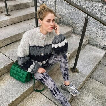 14 leggings en las segundas rebajas de Zara, H&M, Mango y otras firmas que darán un twist a las mallas básicas de toda la vida