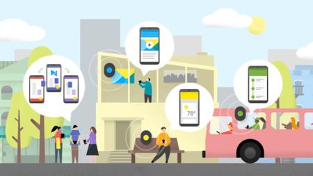 Google presenta Nearby y sus Beacons, para que nuestros dispositivos se comuniquen con el entorno
