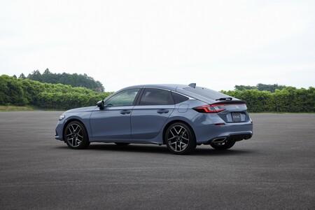 Honda Civic Hatchback 2022 10