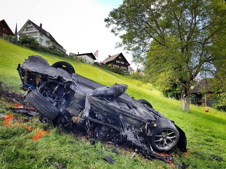 Rimac Concept One Richard Hammond accident