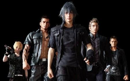Estos son los cinco protagonistas del nuevo 'Final Fantasy XV'