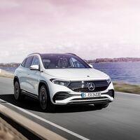 El Mercedes-Benz EQA ya tiene precio: un SUV eléctrico premium con más de 400 km de autonomía por 49.900 euros