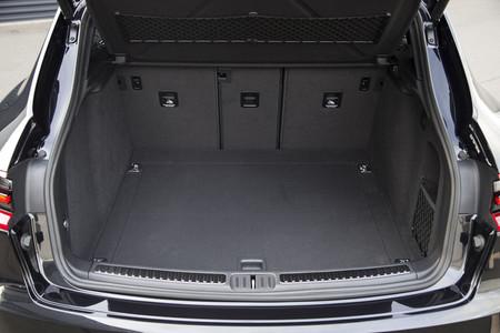 Porsche Macan maletero