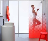 Moxie de Jacob Delafon nos inunda de música en la ducha