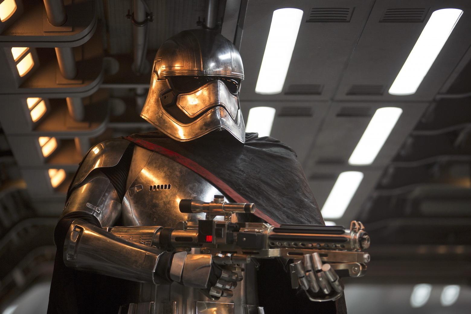Foto de Los protagonistas de 'Star Wars: El despertar de la fuerza' (7/17)