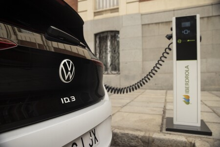 Volkswagen ID.3 toma carga