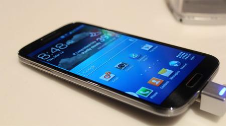Los primeros benchmarking del Galaxy S4 doblan en potencia al iPhone 5