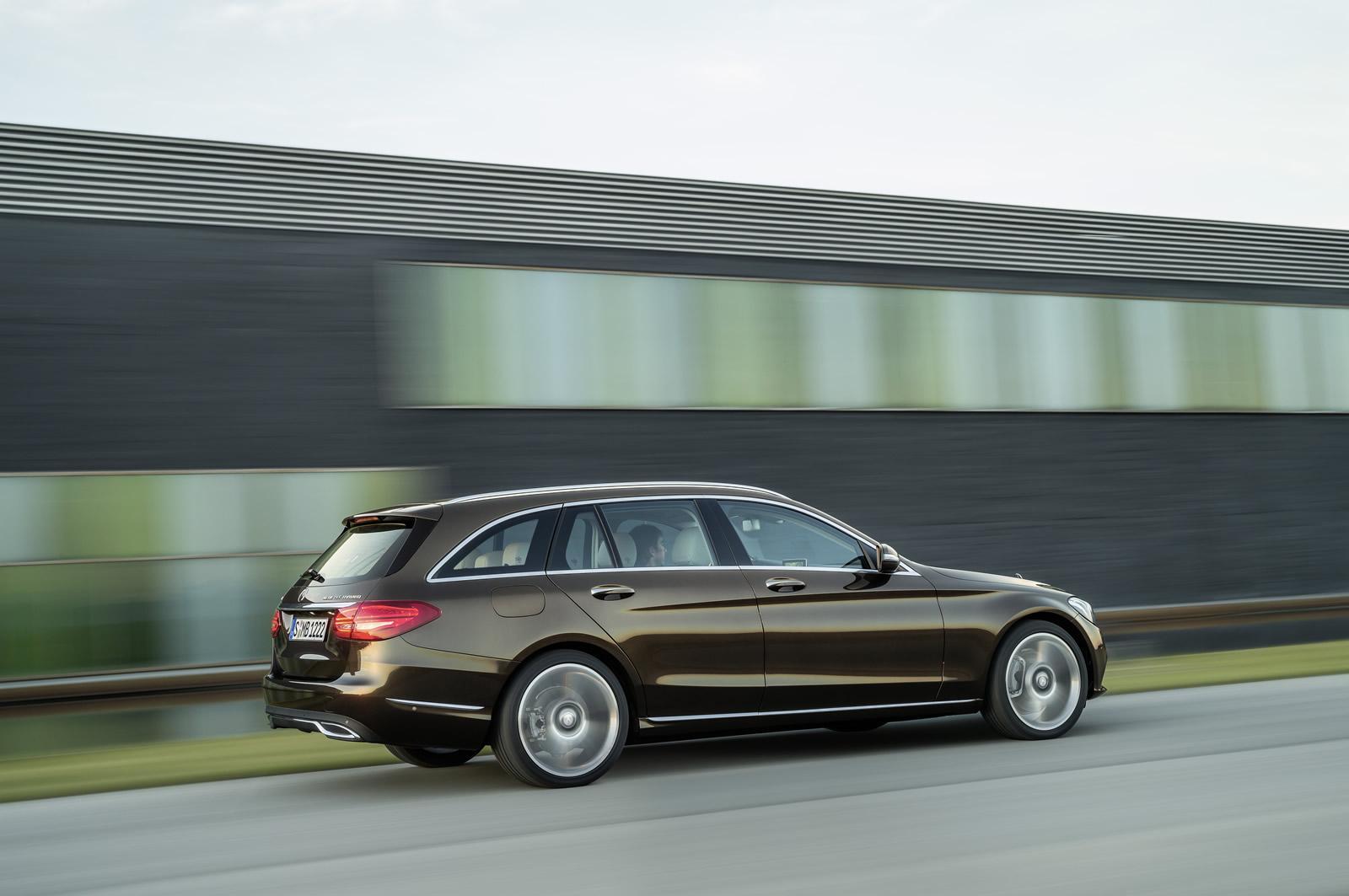Foto de Mercedes-Benz Clase C Estate 2014 (18/36)