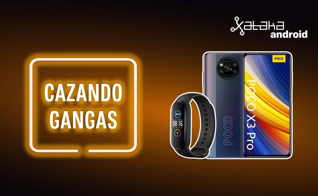 Cazando Gangas: Xiaomi Mi Band 5 a precio de escándalo, POCO X3 Pro en súper oferta y muchos más descuentos