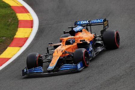 Ricciardo Belgica F1 2021