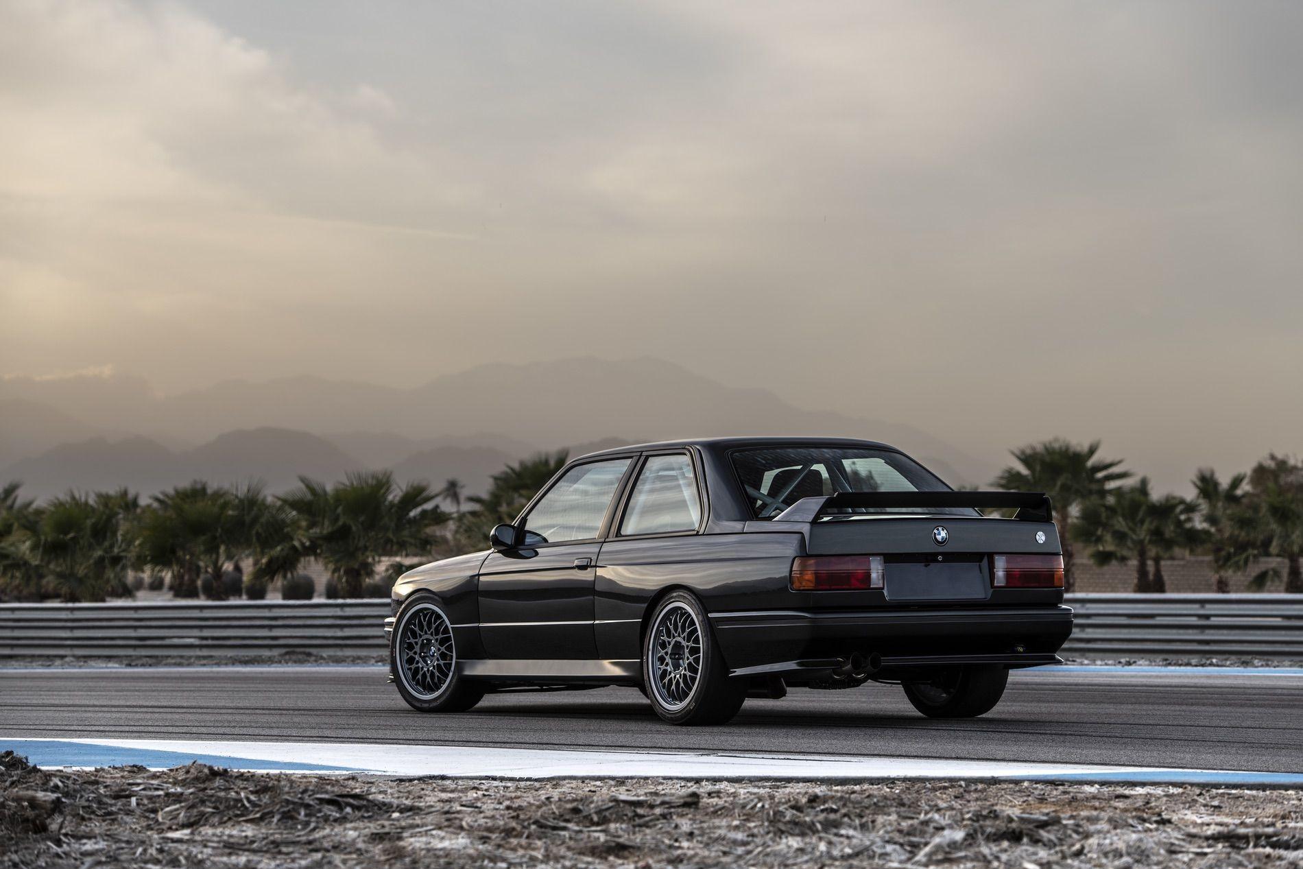 Foto de Redux BMW M3 E30 restomod (8/29)