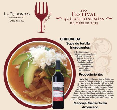 Festival Gastronómico La Redonda