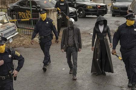 Watchmen Escena