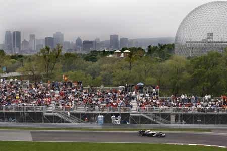 Canadá se cae del calendario del Mundial de F1 2009