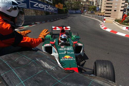 El misterio del diamante de 300.000 dólares que Jaguar puso en el morro de su Fórmula 1 para lucirlo en Mónaco y desapareció