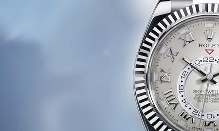 Para los que no paran de viajar, Rolex Sky-Dweller es el mejor acompañante