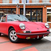 Este Porsche 911 S Targa es uno de los primeros fabricados, y ha vuelto a la vida gracias a la magia de Porsche Classic