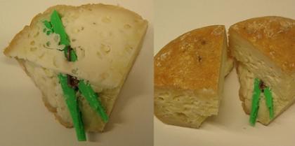 ¿Qué objeto extraño has encontrado en un alimento?