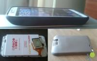 La bestia: mod Galaxy Note II con 288 GB de memoria, dual-SIM y 9.300 mAh de batería