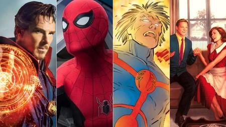 Así queda el calendario de los próximos estrenos Marvel después de los últimos retrasos